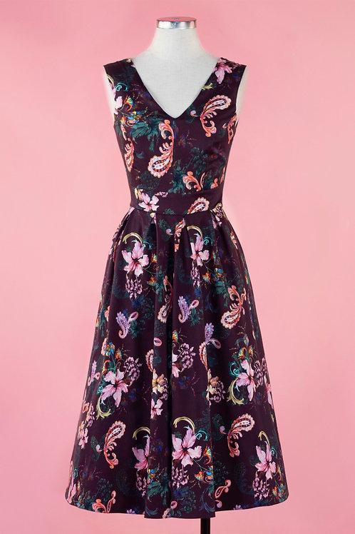 Purple belle' dress size 10