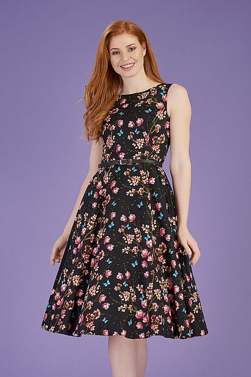 Hepburn floral petite butterfly size 8