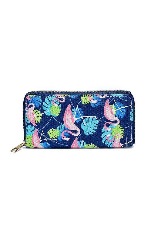 Flamingo purse