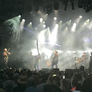 The Piece Hall Levellers June 2019