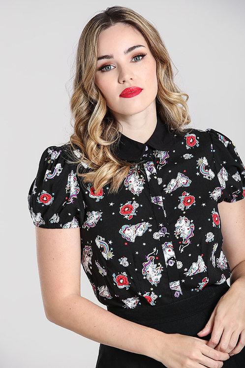 Starcatcher blouse