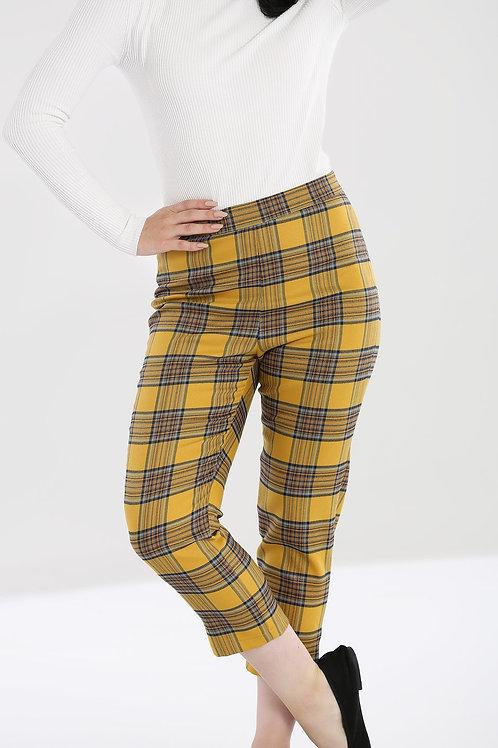Dijon' cigarette trousers