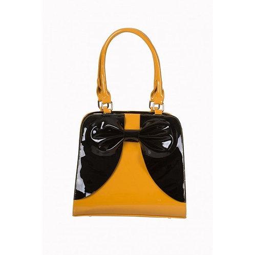 Lila' vintage style handbag