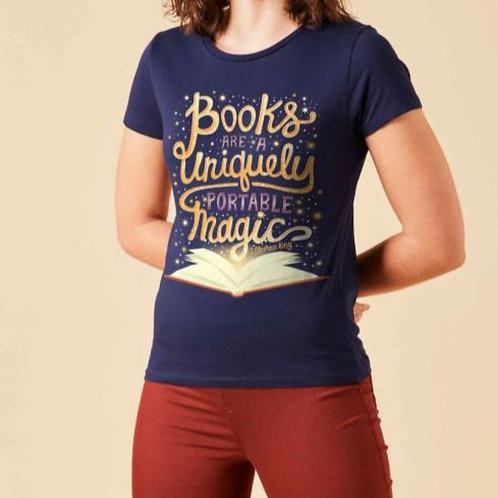 Magic books t-shirt