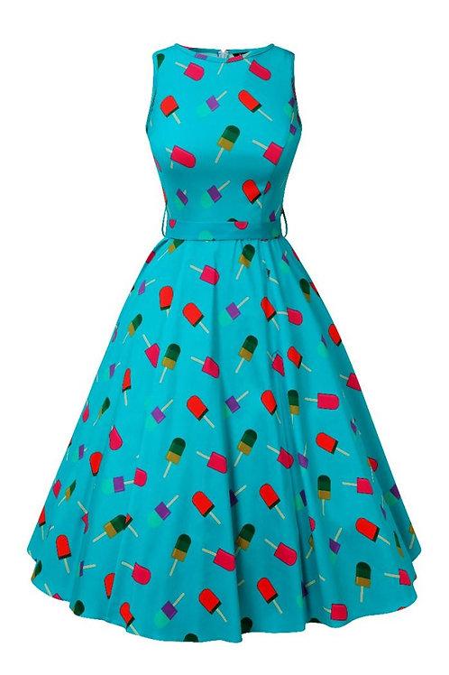 Lady V Hepburn' lollies dress