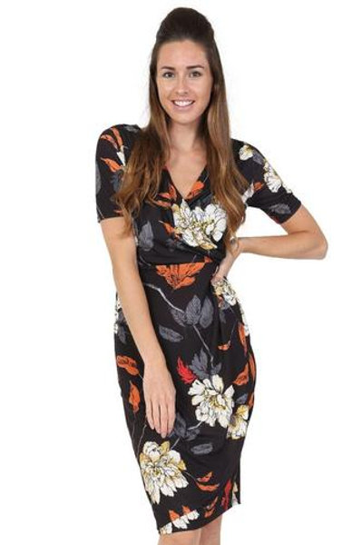 Lady V sarong dress size 10