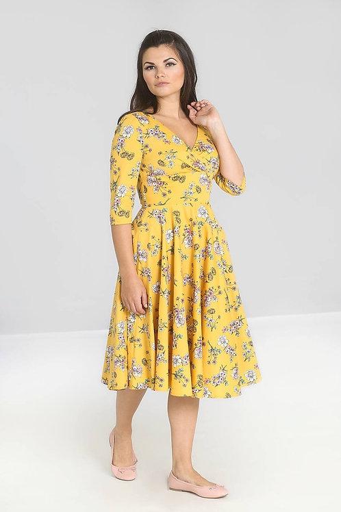 Muriel' 50's dress