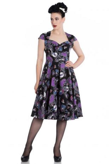 Graciela skeleton 50's dress