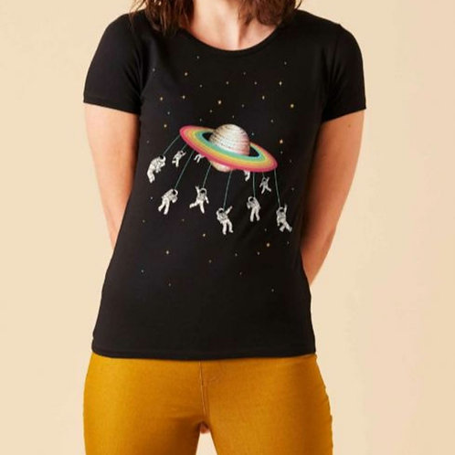 Space dance t-shirt