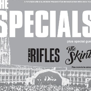 The Piece Hall The Specials 27th June 20