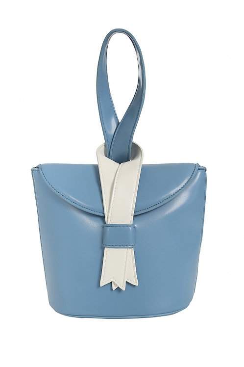 Collectif luiza baby blue bag