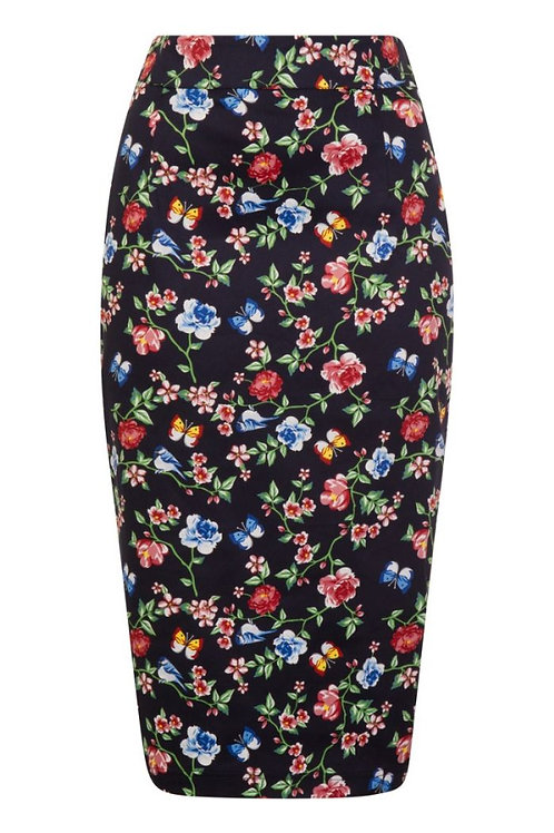 Secret garden' wiggle skirt size 10