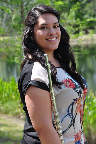 Nathalie Simper flute