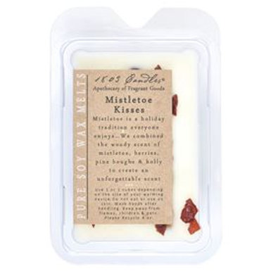 Mistletoe Kisses 1803 Wax Melt