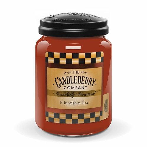 Friendship Tea Jar Candle 26oz