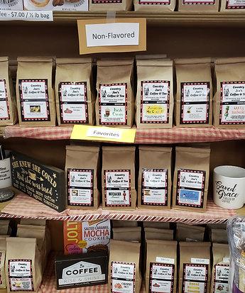 Country Joe's Coffee