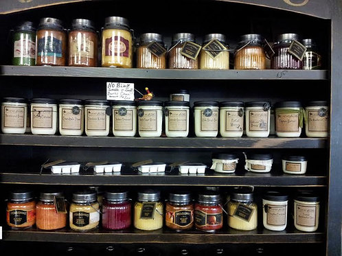 McCall's Candles & Buttons