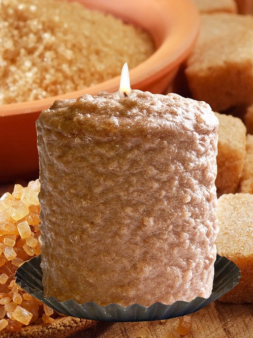 Baked Brown Sugar Warm Glow Hearth Candle