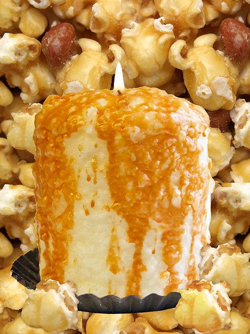 Caramel Corn Warm Glow Hearth Candle