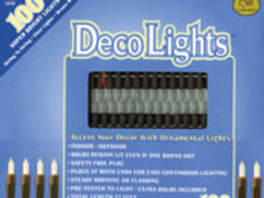 100 Count Deco Lights