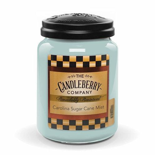 Carolina Sugar Cane Mist Jar Candle 26oz