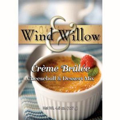 Creme Brulee Sweet Cheeseball