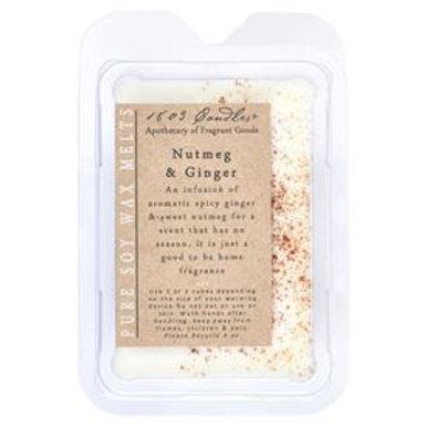 Nutmeg & Ginger 1803 Wax Melt