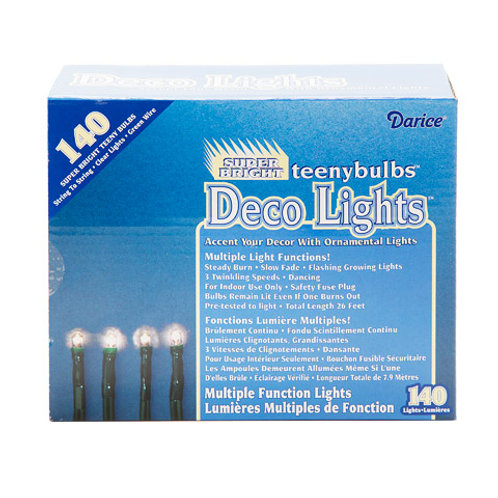 140 Ct Super Bright Tiny Bulb Lights