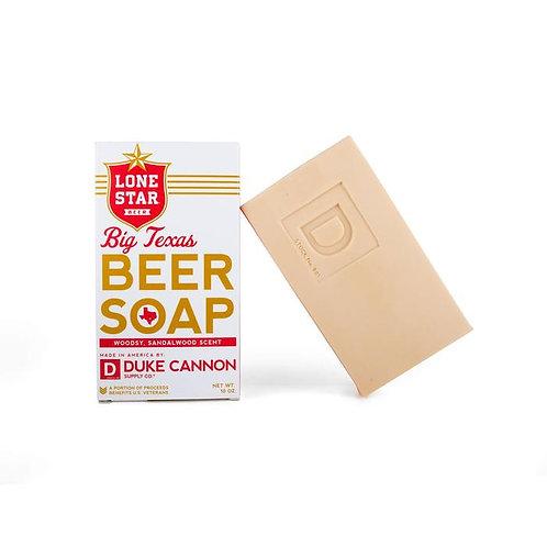 Big Texas Beer Soap