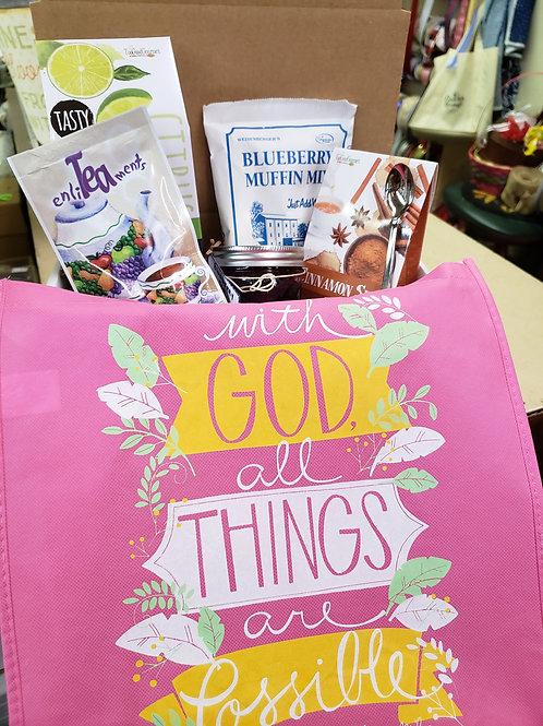 Tea Lover's Gift box