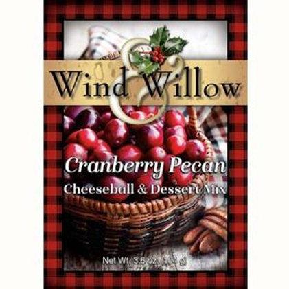 Cranberry Pecan Sweet Cheeseball