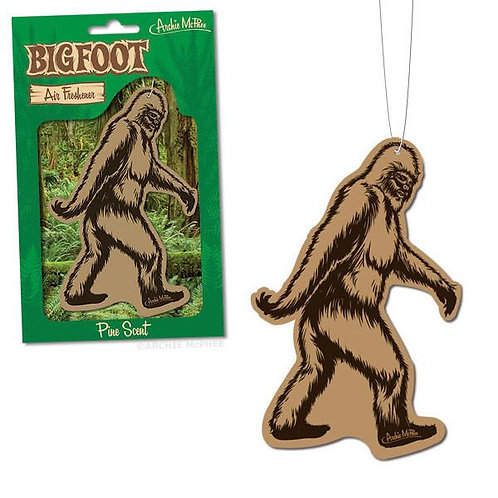 Big Foot Car Freshener