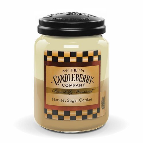 Harvest Sugar Cookie Jar Candle 26oz