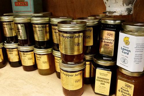Gourmet Jam & Honey
