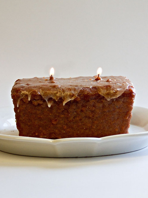 Carrot Cake 2 Wick Candle