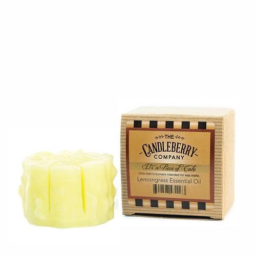 Lemongrass Essential Oil Candleberry Wax Melt