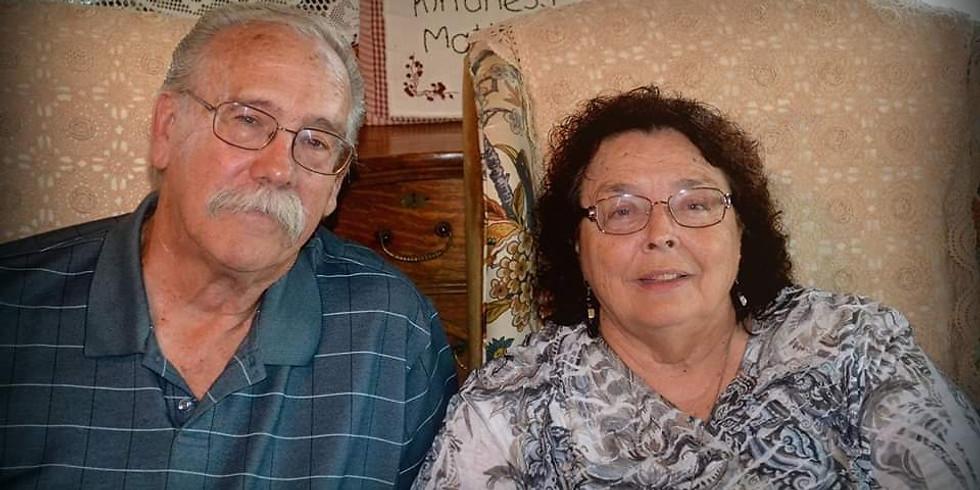 50th Anniversary Celebration for Robert & Diana Johnson