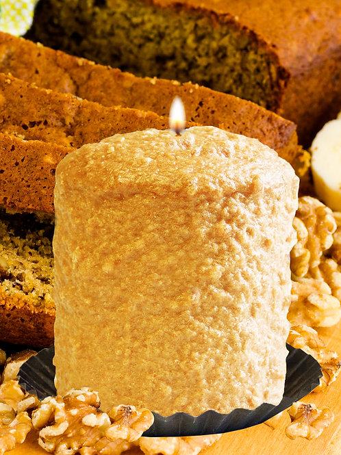 Banana Nut Bread Warm Glow Candle