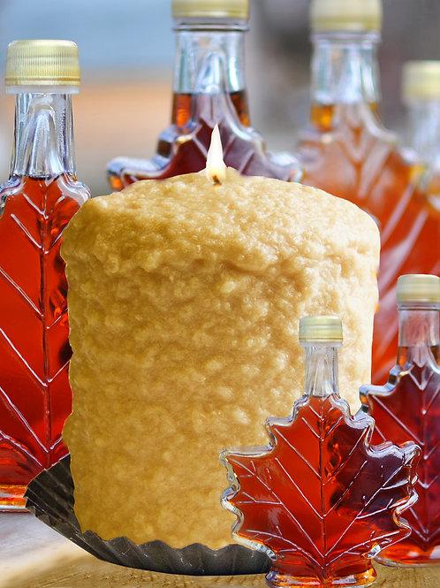 Sugar Maple Warm Glow Hearth Candle