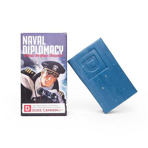 Naval Diplomacy Big A** Soap