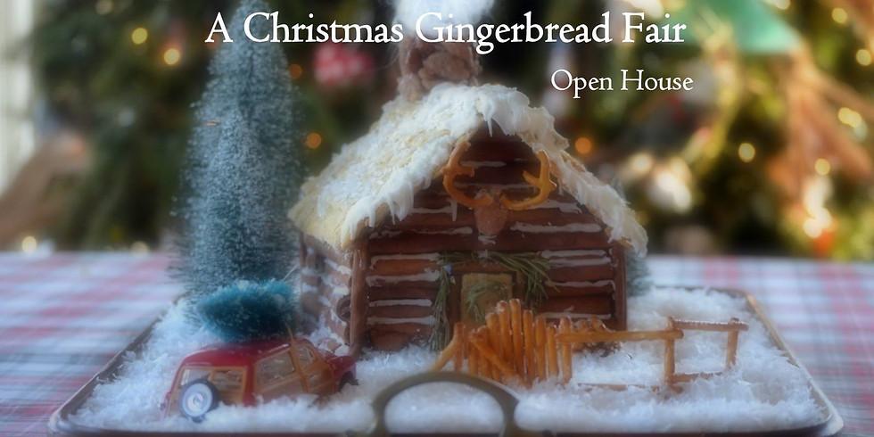 A Christmas Gingerbread Fair
