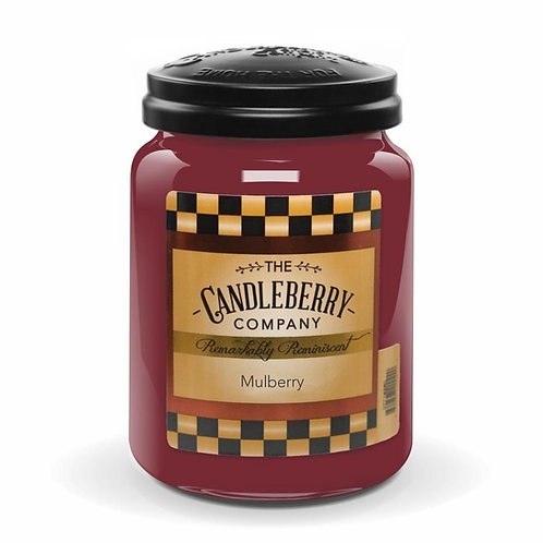 Mulberry Jar Candle 26oz