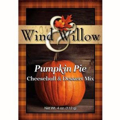 Pumpkin Pie Sweet Cheeseball
