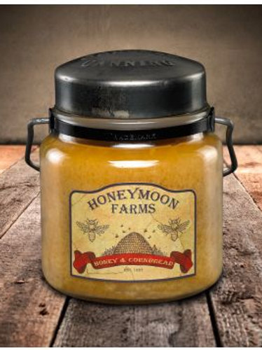 Honey & Cornbread Small Candle