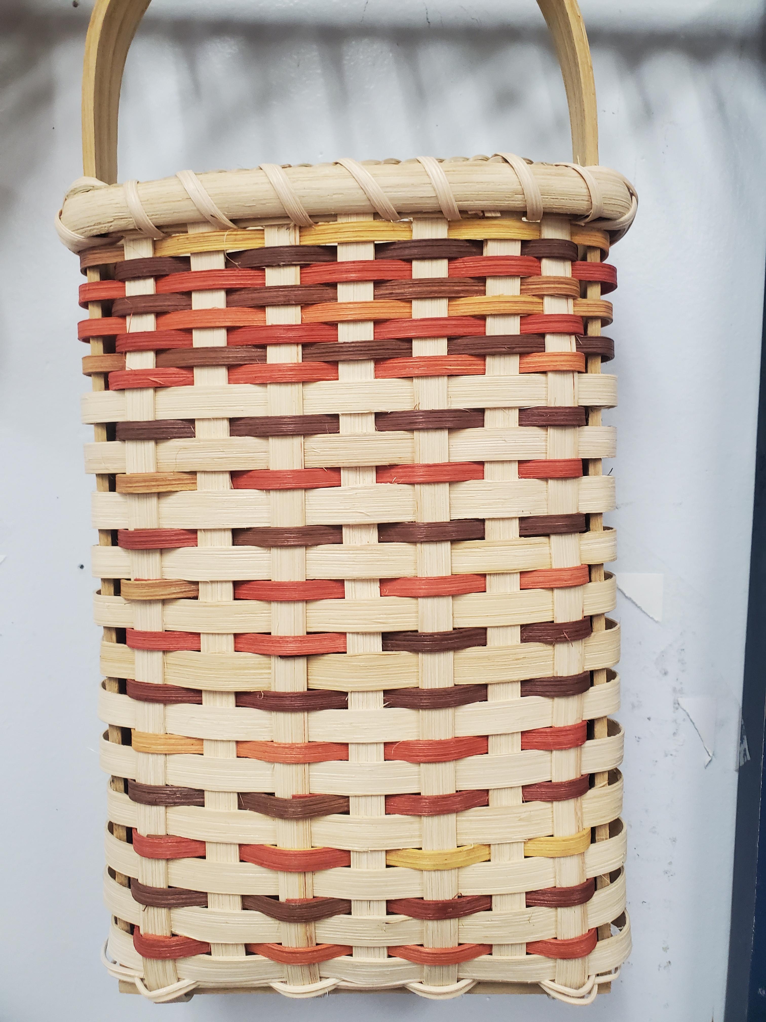 Fall Wall Basket
