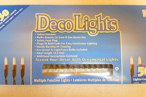 50 Count Deco Lights