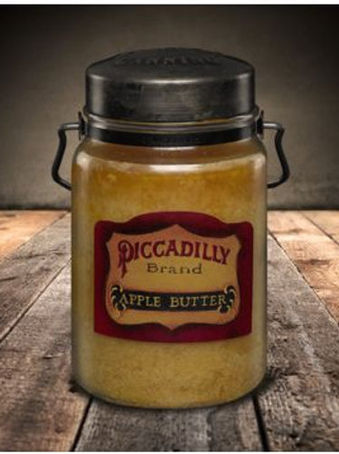 Apple Butter Candle