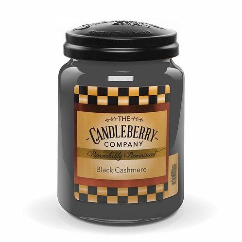 Black Cashmere Jar Candle 26oz