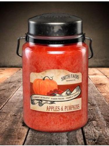 Apples & Pumpkins Candle