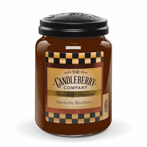 Kentucky Bourbon Jar Candle 26oz
